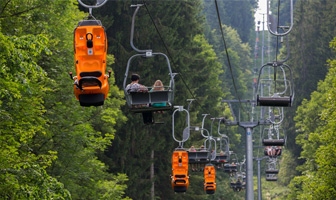 Kolben Chair Lift