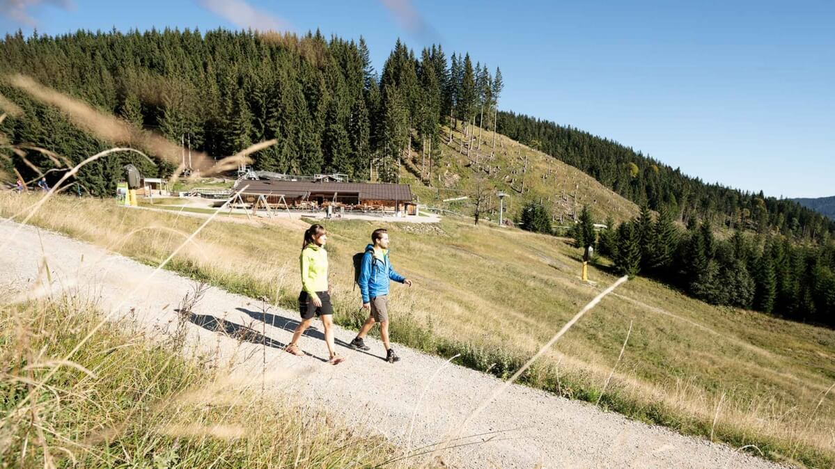 Klettersteig Oberammergau : Wanderparadies kolbensattel oberammergau